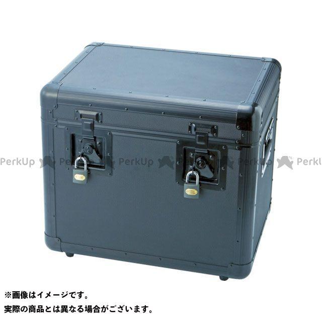 TRUSCO 作業場工具 万能アルミ保管箱 黒 480×360×410 TRUSCO