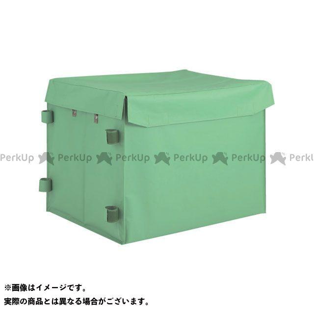 TRUSCO 作業場工具 ハンドトラックボックス蓋つき650×470  TRUSCO