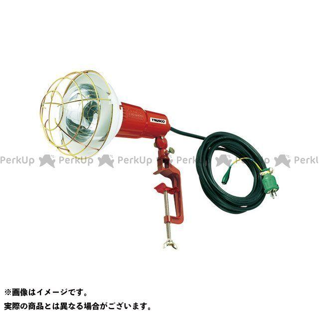 TRUSCO 光学用品 アース付投光器 ポッキンプラグ付コード10m 300W TRUSCO