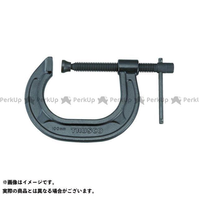 TRUSCO ハンドツール C型シャコ万力 200mm  TRUSCO