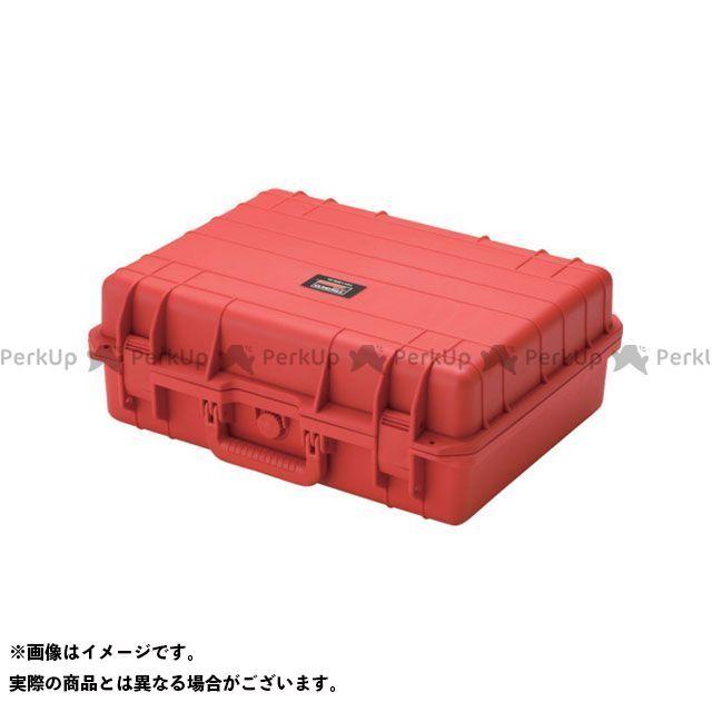 TRUSCO 作業場工具 プロテクターツールケース 赤 XL  TRUSCO