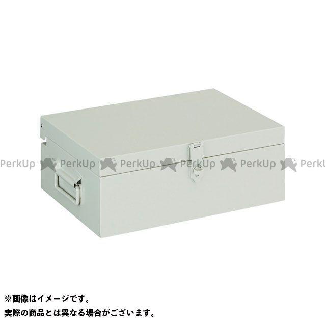 TRUSCO 作業場工具 小型ツールボックス 中皿なし 400×300×150 TRUSCO