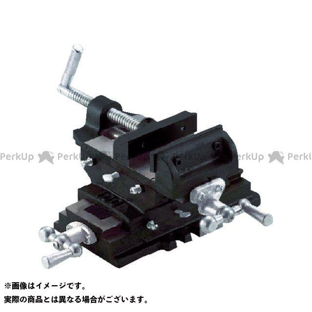 TRUSCO 作業場工具 クロスバイス 125mm  TRUSCO