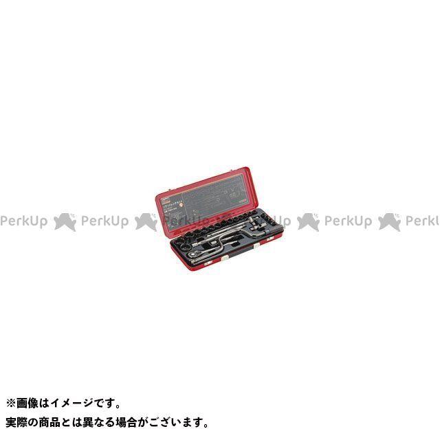 TRUSCO TRUSCO ハンドツール 工具 TRUSCO ハンドツール ソケットレンチセット(差込角12.7mm) TSW4-24S  TRUSCO