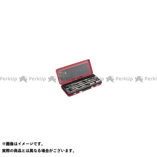 TRUSCO TRUSCO ハンドツール 工具 TRUSCO ハンドツール ソケットレンチセット(差込角12.7mm) TSW4-25S  TRUSCO