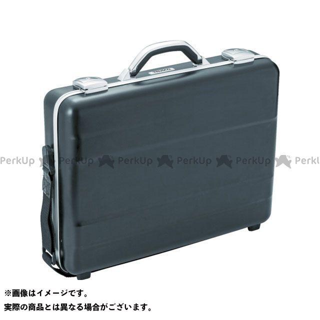 TRUSCO 作業場工具 アルミケース (黒) 440×105×330mm TRUSCO