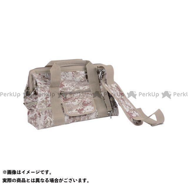 TRUSCO 作業場工具 デジタルデザート迷彩 ツールバッグ 390×210×300 TRUSCO