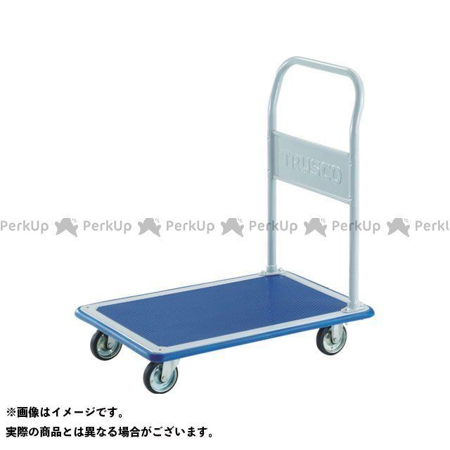 TRUSCO 作業場工具 プレス製台車 ドンキーカート 固定式815×515 TRUSCO