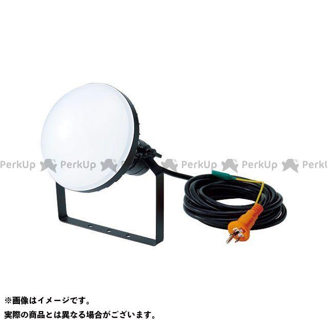 TRUSCO 光学用品 LED投光器 DELKURO 50W 10m アース付 2芯3芯両用タイプ  TRUSCO