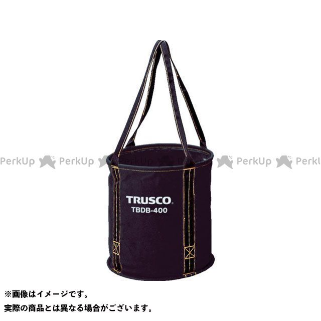 TRUSCO 作業場工具 大型電工用バケツ φ600×600  TRUSCO