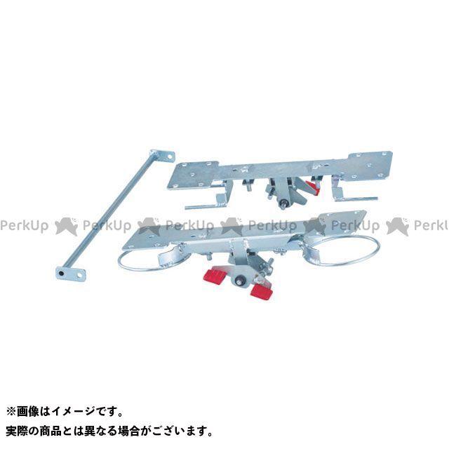 TRUSCO 作業場工具 グランカート用リング式 自在2輪固定2輪ストッパー TP700JKRS4 TRUSCO