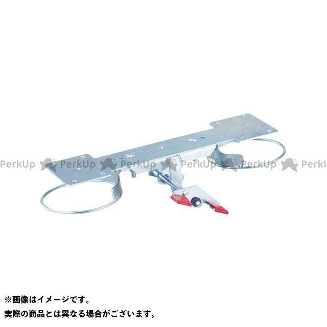 TRUSCO 作業場工具 ドンキーカート用リング式ストッパー 自在2輪用 100JRS TRUSCO