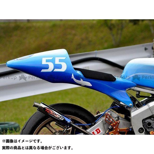 T2Racing NSR250R カウル・エアロ MC21 シートカウル タイプ2 レースタイプ T2レーシング