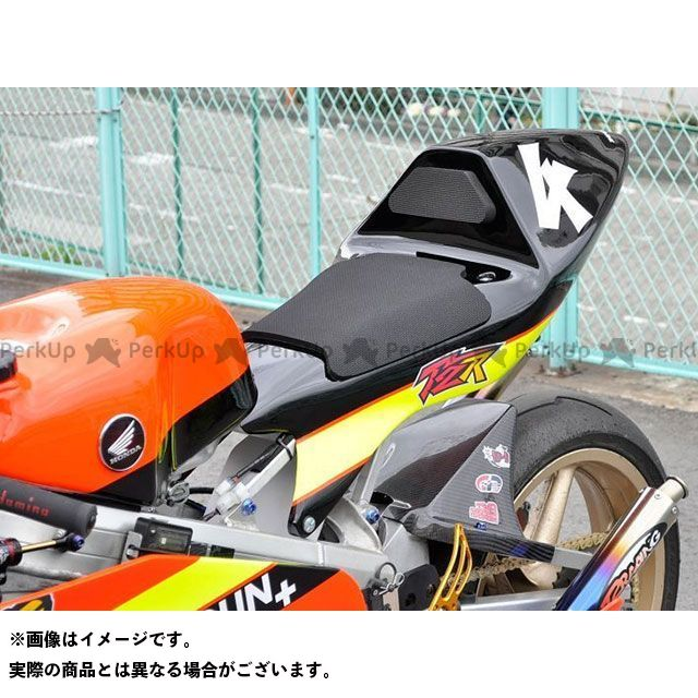 T2Racing NSR250R カウル・エアロ MC28 シートカウル タイプ3 レースタイプ T2レーシング