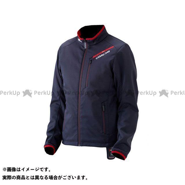 RSTAICHI 電熱ウェア・防寒用品 2019-2020秋冬モデル RSU622 e-HEAT インナージャケット(ブラック/レッド) サイズ:3XL RSタイチ