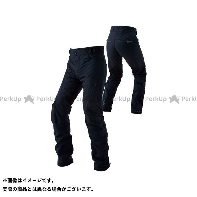 アールエスタイチ パンツ RSY256 クロスオーバーメッシュパンツ(ブラック) サイズ:BL RSタイチ