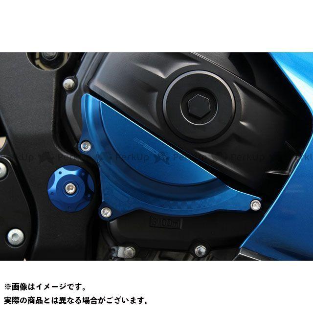 エスエスケー GSX-R1000 エンジンカバー関連パーツ エンジンカバー 右側 カラー:チタン SSK