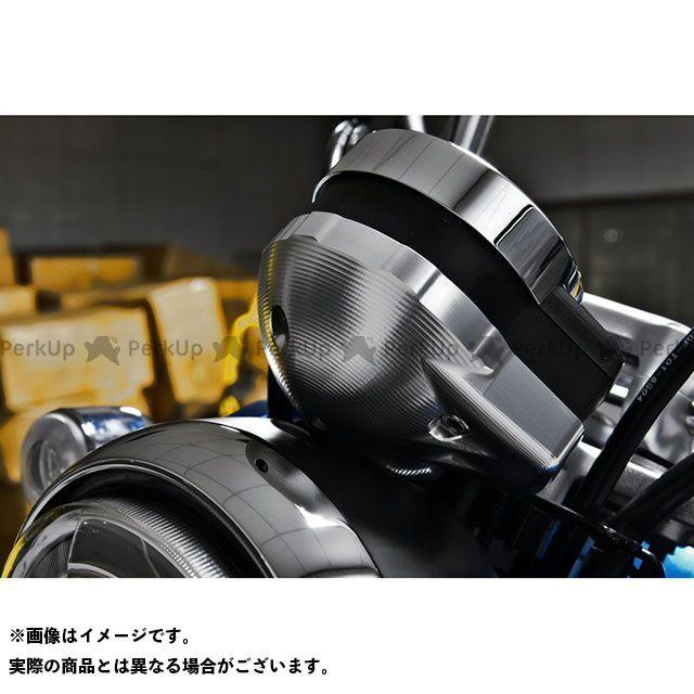 【エントリーで最大P21倍】RIDEA モンキー125 メーターカバー類 メーターカバー ロー カラー:チタン リデア