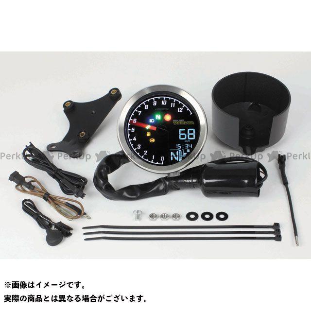 【エントリーで最大P23倍】TAKEGAWA モンキー125 メーターキット関連パーツ スーパーマルチDNメーター SP武川
