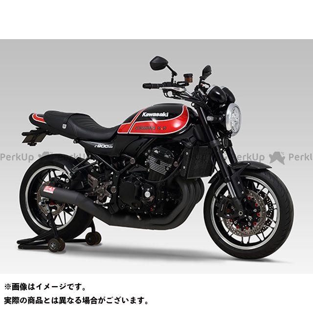 YOSHIMURA Z900RS Z900RSカフェ マフラー本体 機械曲ストレートサイクロン Duplex Shooter 政府認証 ヨシムラ
