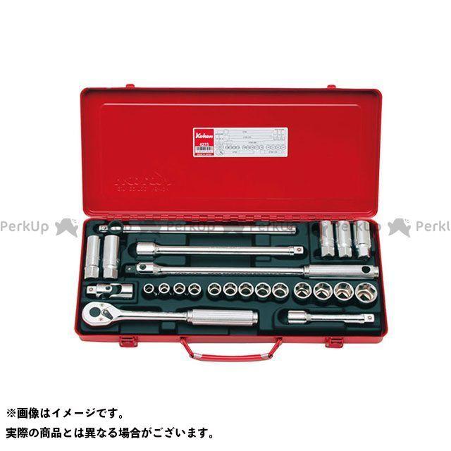 Ko-ken ハンドツール 4275 1/2(12.7mm)SQ. ソケットセット 24ヶ組 Ko-ken