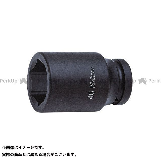 Ko-ken ハンドツール 18300M-48 1(25.4mm)SQ. インパクト6角ディープソケット 48mm Ko-ken
