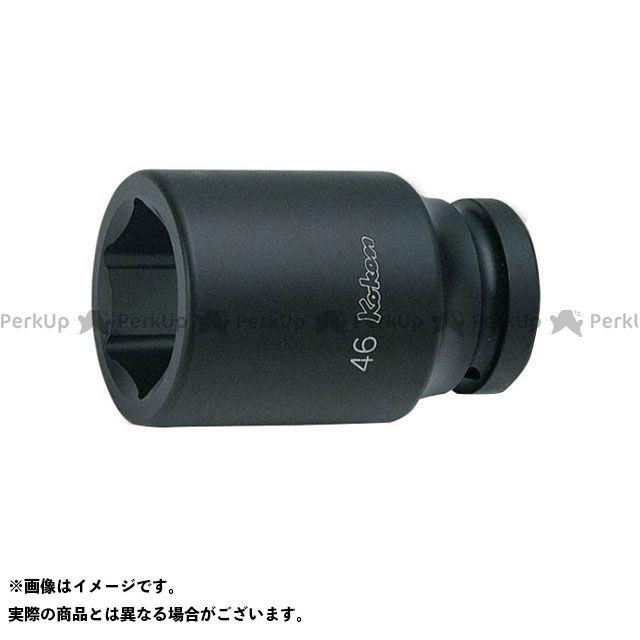 Ko-ken ハンドツール 18300A-3.1/16 1(25.4mm)SQ. インパクト6角ディープソケット 3.1/16  Ko-ken