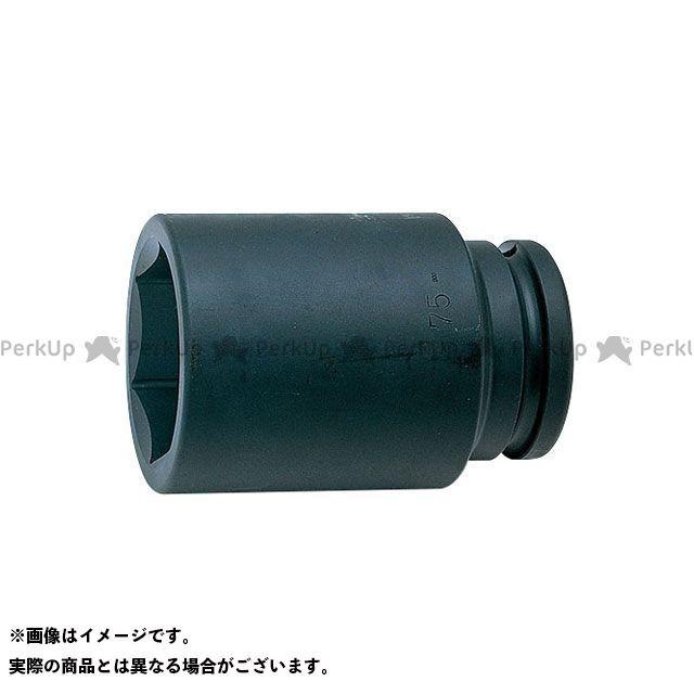 Ko-ken ハンドツール 17300M-105 1.1/2(38.1mm)SQ. インパクト6角ディープソケット 105mm  Ko-ken