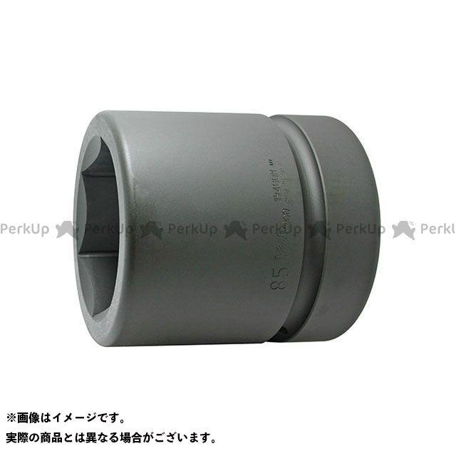 【無料雑誌付き】Ko-ken ハンドツール 19400M-80 2.1/2(63.5mm)SQ. インパクト6角ソケット 80mm Ko-ken