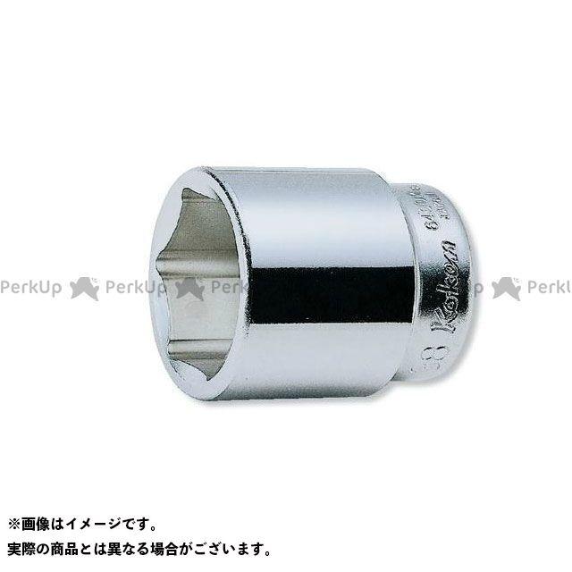 Ko-ken Ko-ken ハンドツール 工具 Ko-ken ハンドツール 6400M-85 3/4sq.6Pスタンダードソケット85mm  Ko-ken