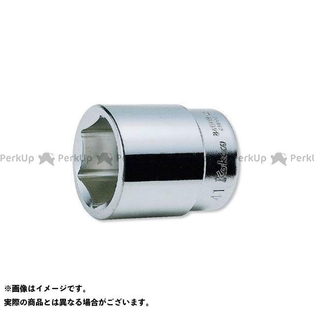 【エントリーで最大P21倍】Ko-ken ハンドツール 8400M-58 1sq.6Pスタンダードソケット58mm Ko-ken