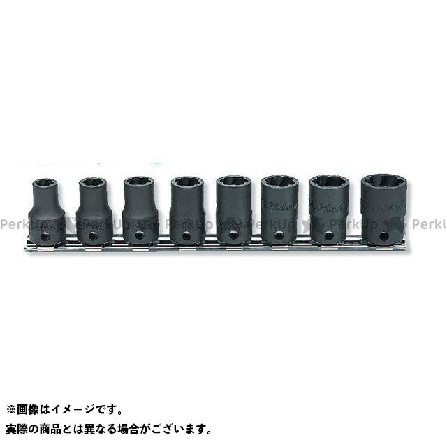 Ko-ken ハンドツール RS3127/8 3/8sq.ナットツイスター8pcs.  Ko-ken