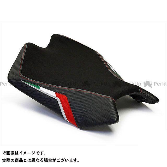 【エントリーで最大P21倍】 RSV4ファクトリー シート関連パーツ フロント シートカバー Team Italia LUI MOTO