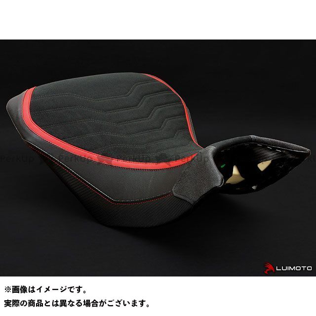 LUI MOTO シート関連パーツ 外装 ムルティストラーダ1200 ムルティストラーダ1260 シート関連パーツ フロント シートカバー Team Italia  LUI MOTO