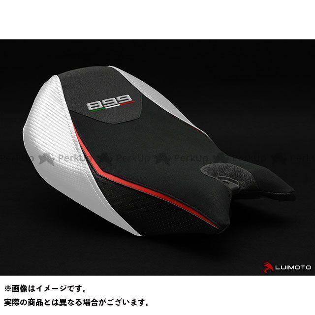 LUI MOTO シート関連パーツ 外装 899パニガーレ シート関連パーツ フロント シートカバー Veloce  LUI MOTO