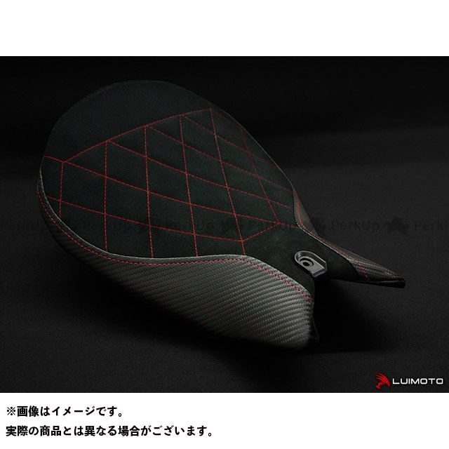 LUI MOTO シート関連パーツ 外装 1199パニガーレ シート関連パーツ フロント シートカバー Diamond  LUI MOTO