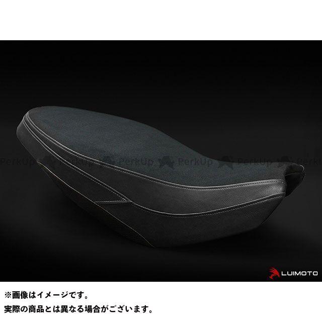 LUI MOTO シート関連パーツ 外装 スクランブラー シート関連パーツ フロント シートカバー Moderno  LUI MOTO