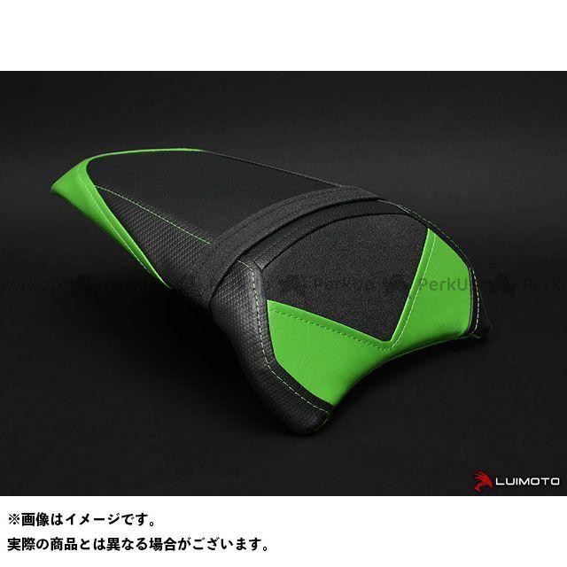 【エントリーで最大P21倍】 ニンジャ650 シート関連パーツ リア シートカバー Team Kawasaki LUI MOTO