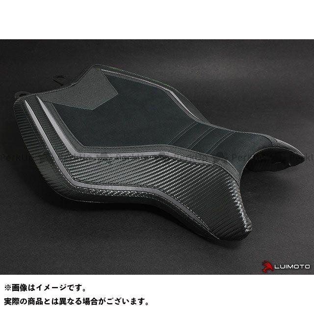 【エントリーで更にP5倍】 ニンジャH2(カーボン) シート関連パーツ フロント シートカバー Team Kawasaki LUI MOTO
