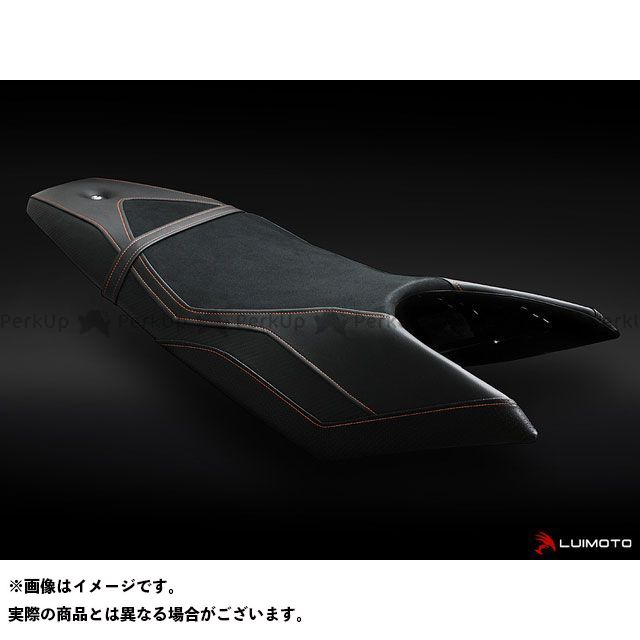 990スーパーデューク シート関連パーツ フロント シートカバー R LUI MOTO