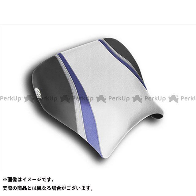 GSX-R1000 GSX-R600 GSX-R750 シート関連パーツ フロント シートカバー Team Suzuki LUI MOTO