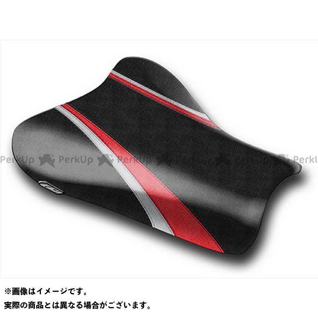 LUI MOTO シート関連パーツ 外装 GSX-R1000 シート関連パーツ フロント シートカバー Team Suzuki  LUI MOTO