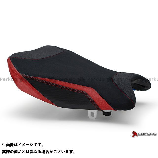 【エントリーで最大P21倍】 GSX-R1000 シート関連パーツ フロント シートカバー Team Suzuki LUI MOTO