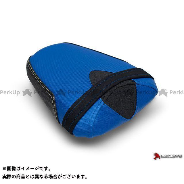 ルイモト LUI 流行 MOTO シート関連パーツ 外装 無料雑誌付き Team ふるさと割 GSX-R1000 シートカバー Suzuki リア