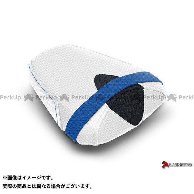 激安 ルイモト LUI MOTO シート関連パーツ 外装 無料雑誌付き Suzuki シートカバー Team 出荷 リア GSX-R1000