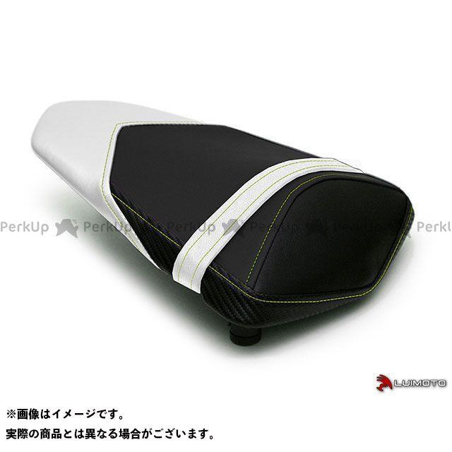 【無料雑誌付き】 YZF-R25 YZF-R3 シート関連パーツ リア シートカバー Team Yamaha LUI MOTO