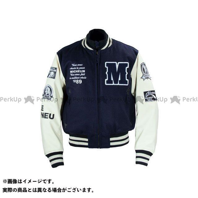 Michelin ジャケット 2019-2020秋冬モデル ML19110W AWARD JACKET(ネイビー/アイボリー) カラー:L ミシュラン
