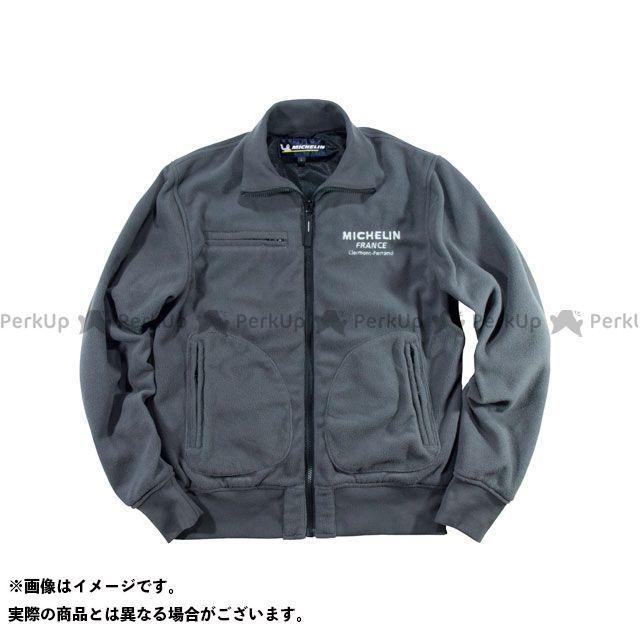 Michelin ジャケット 2019-2020秋冬モデル ML19401W FLEECE JACKET(グレー) カラー:L ミシュラン