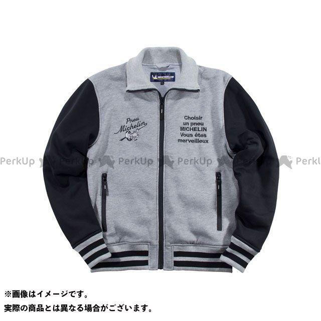 Michelin ジャケット 2019-2020秋冬モデル ML19402W SWEAT JACKET(グレー) カラー:L ミシュラン