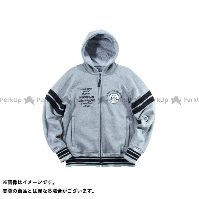 Michelin ジャケット 2019-2020秋冬モデル ML19403W HOODY JACKET(グレー) カラー:2XL ミシュラン